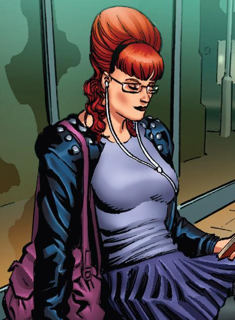 Abigail Burns (Earth-616)/Gallery