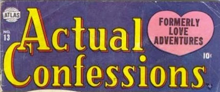 Actual Confessions Vol 1