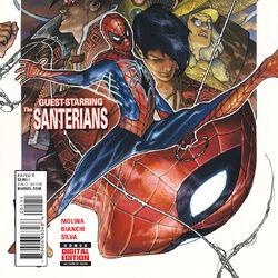 Amazing Spider-Man Vol 4 1.1