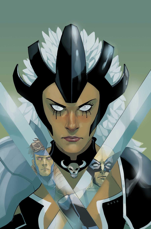 Ava'Dara Naganandini (Earth-616)
