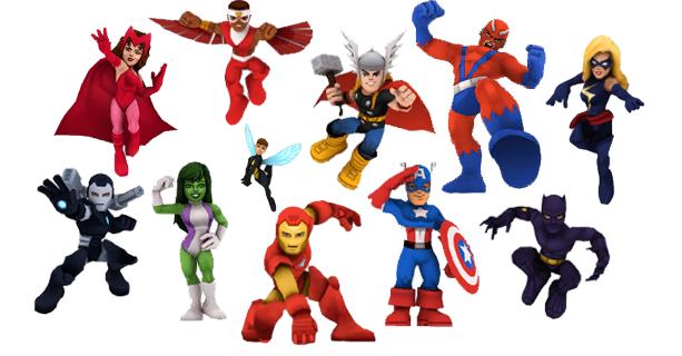 Avengers (Earth-91119)/Gallery