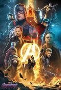 Avengers Endgame poster 039