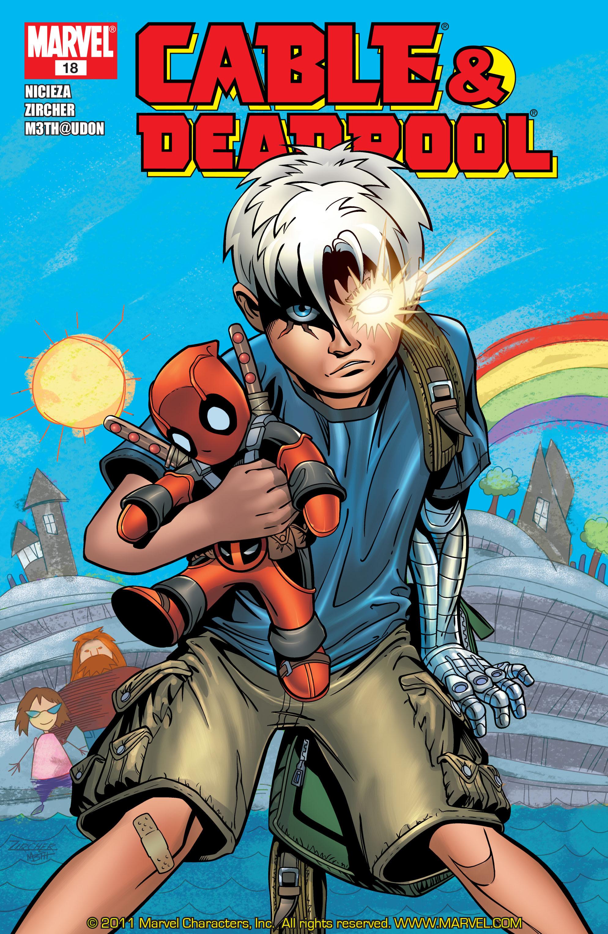 Cable & Deadpool Vol 1 18