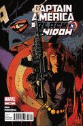 Captain America and Black Widow Vol 1 636
