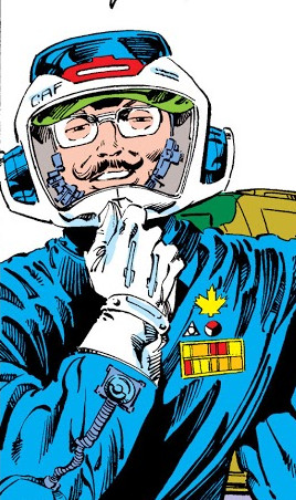 Captain Mansfield (Earth-616)
