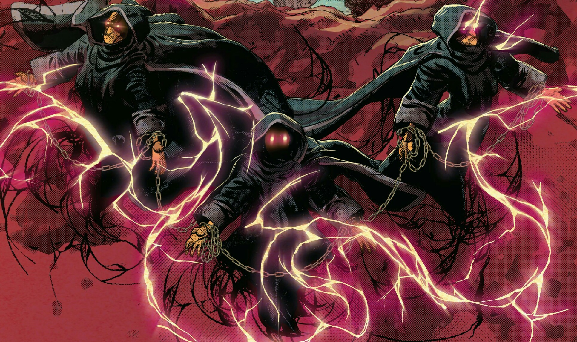 Coven (Witches) (Earth-616)