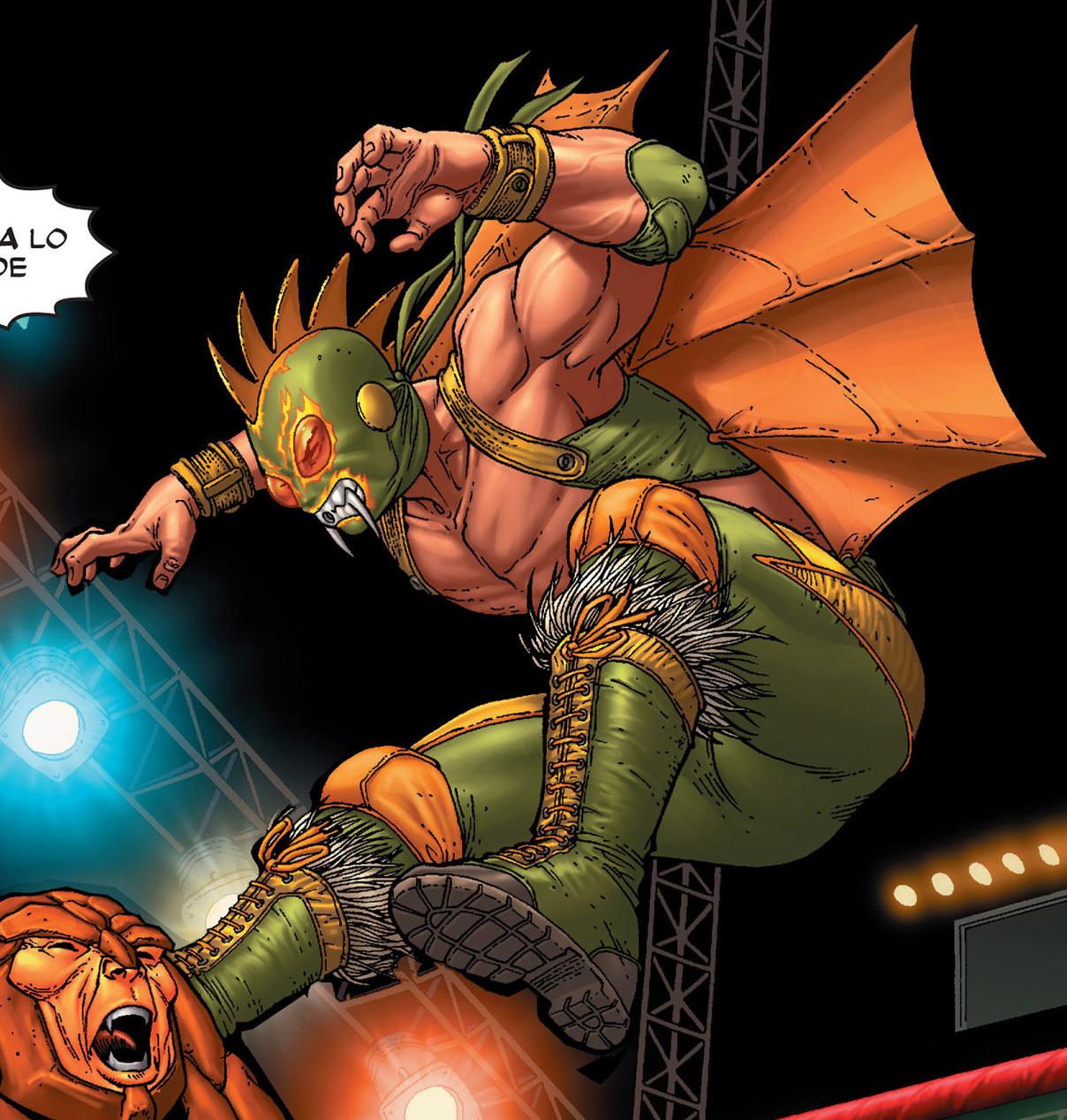 El Chupacabra (Earth-616)