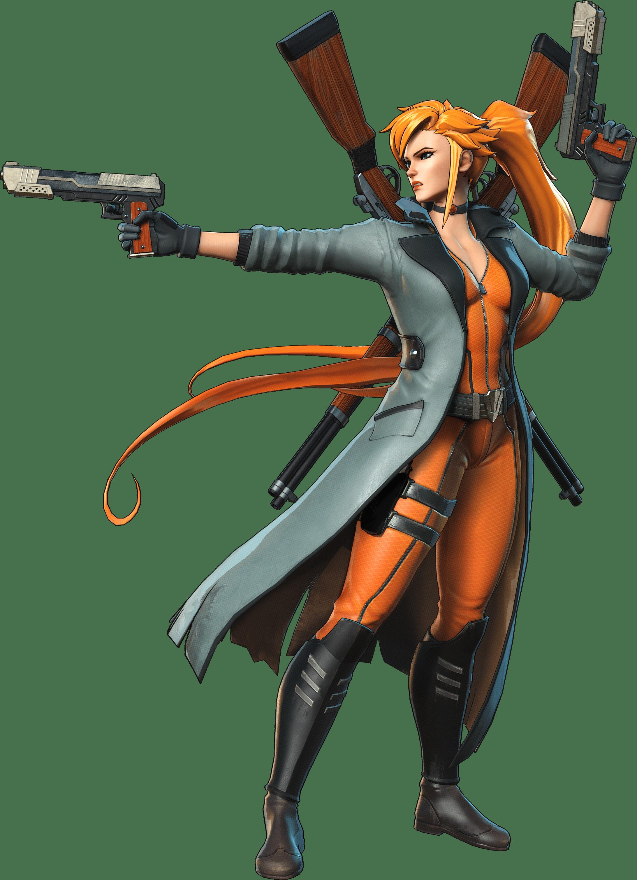 Elsa Bloodstone (Earth-TRN765)