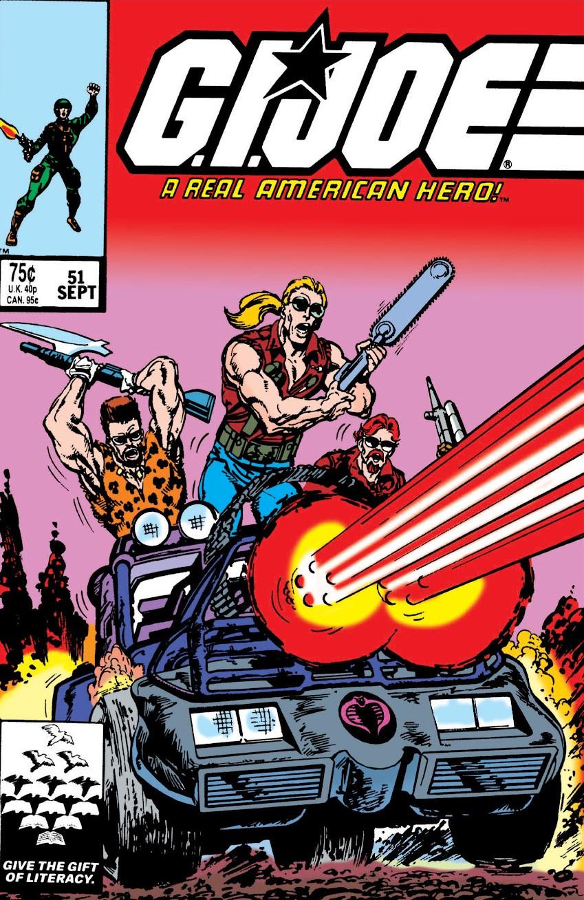 G.I. Joe: A Real American Hero Vol 1 51