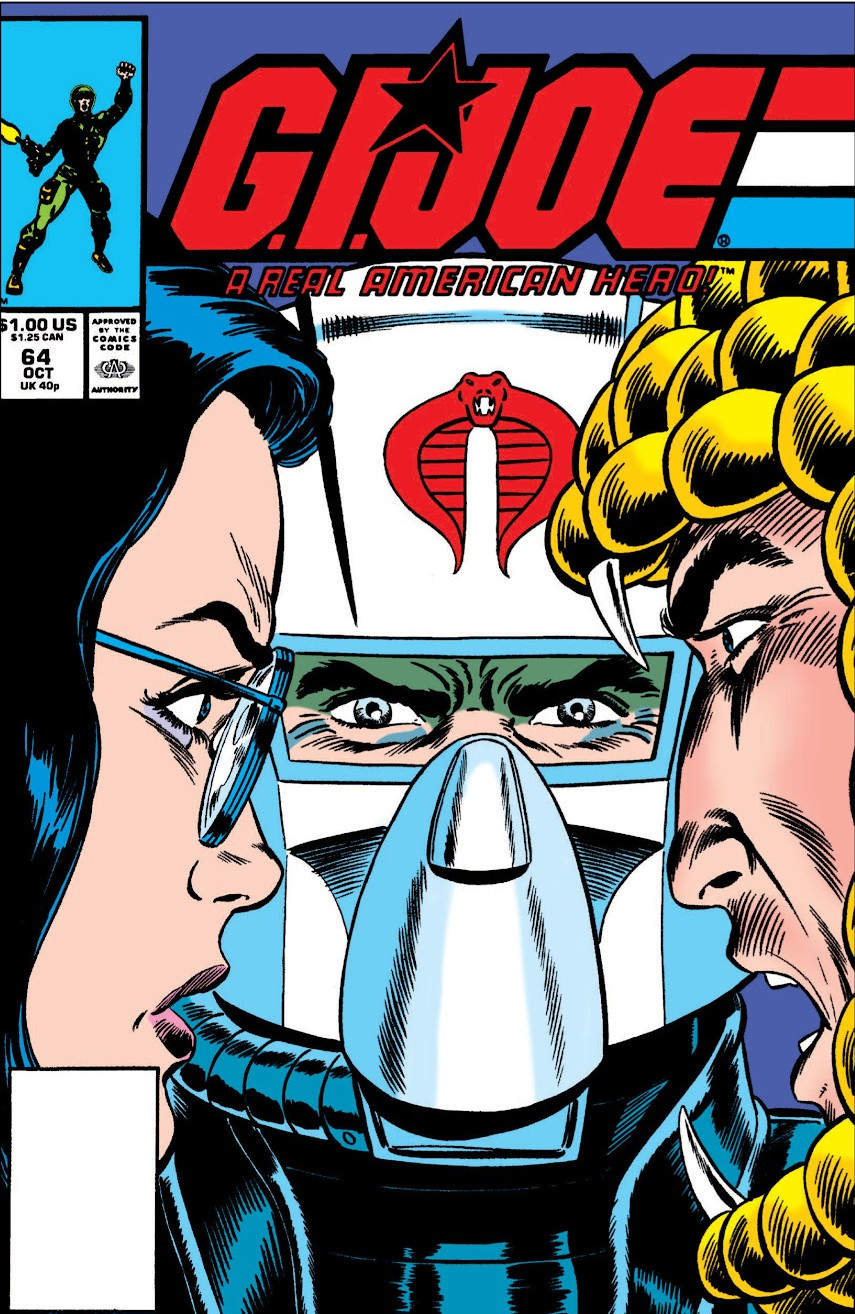 G.I. Joe: A Real American Hero Vol 1 64