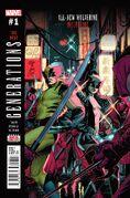 Generations Wolverine & All-New Wolverine Vol 1 1