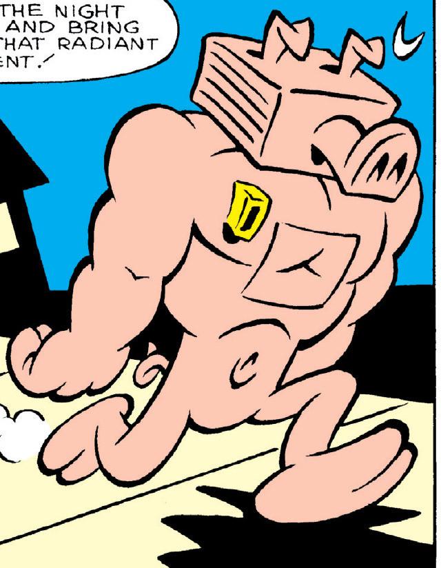 Ham-droid (Earth-8311)
