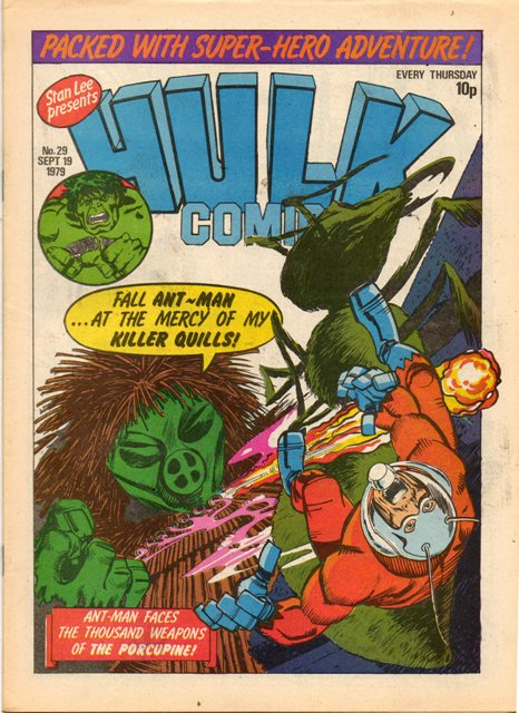 Hulk Comic (UK) Vol 1 29
