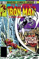 Iron Man Vol 1 161