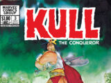 Kull the Conqueror Vol 3 3