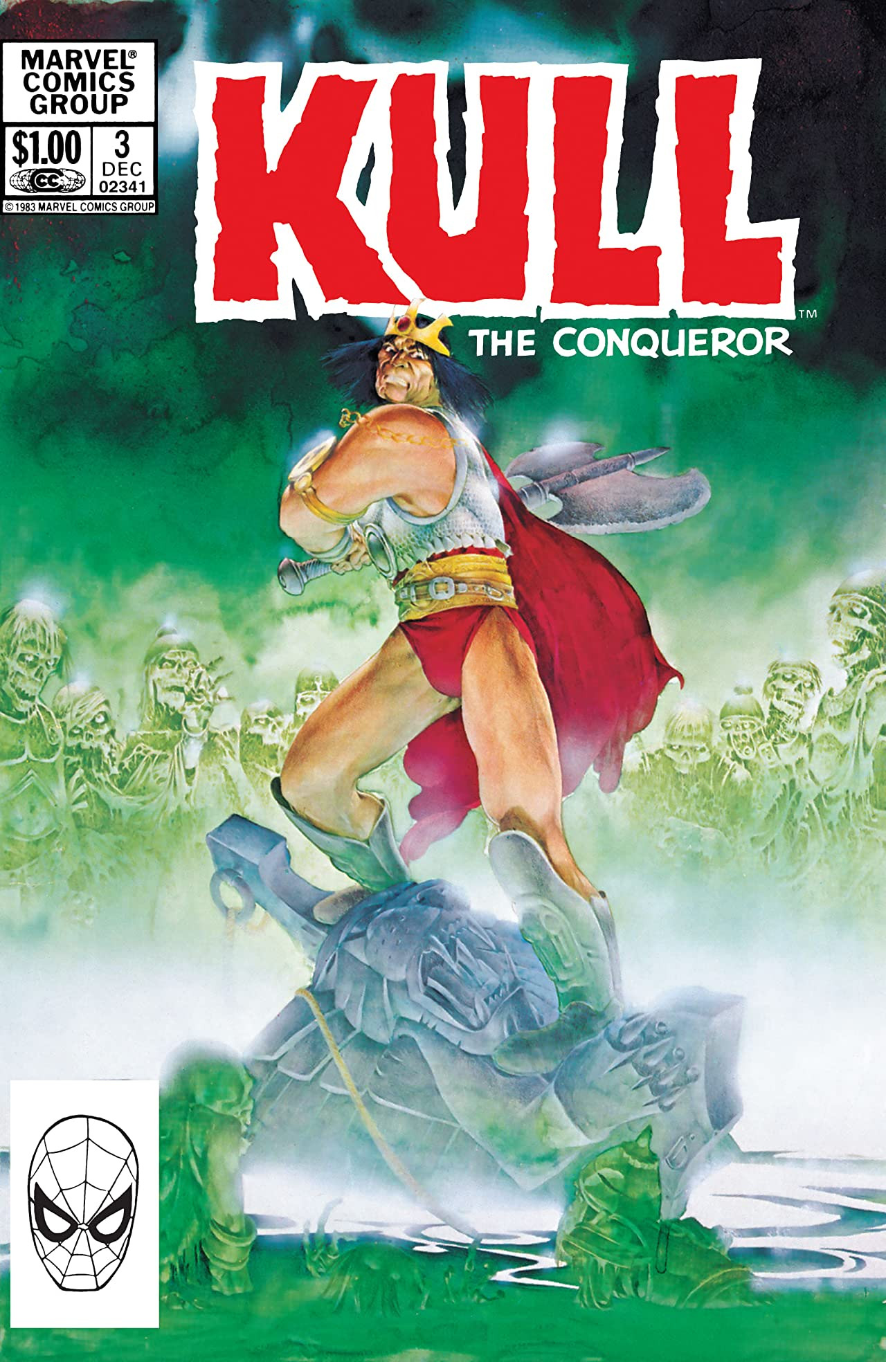 Kull the Conqueror Vol 3 3