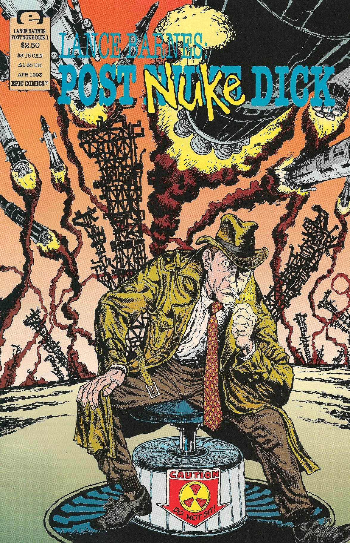 Lance Barnes: Post Nuke Dick Vol 1 1