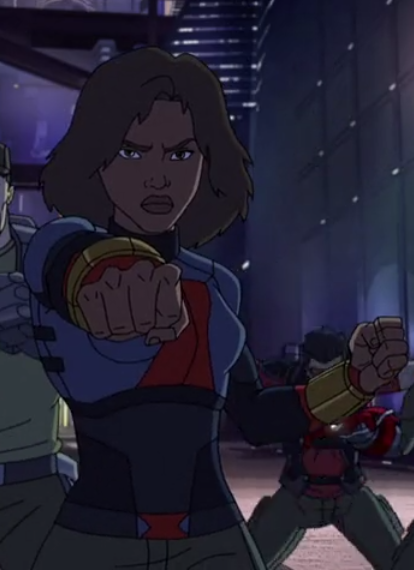 Black Widow (Layla) (Earth-12041)