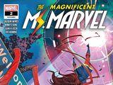 Magnificent Ms. Marvel Vol 1 2