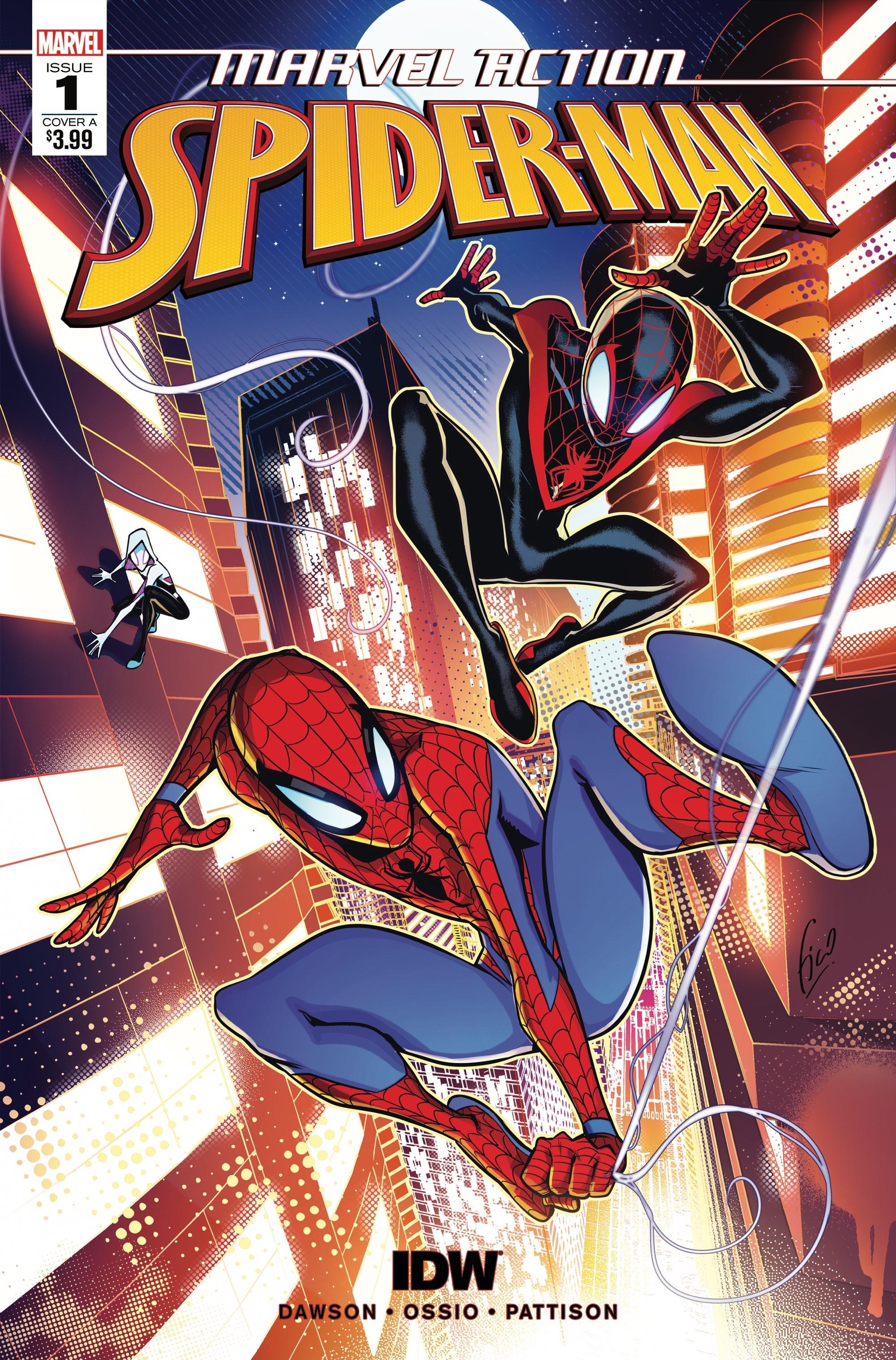 Marvel Action: Spider-Man Vol 1