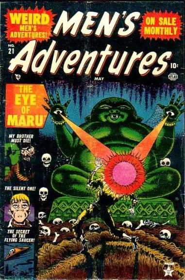 Men's Adventures Vol 1 21