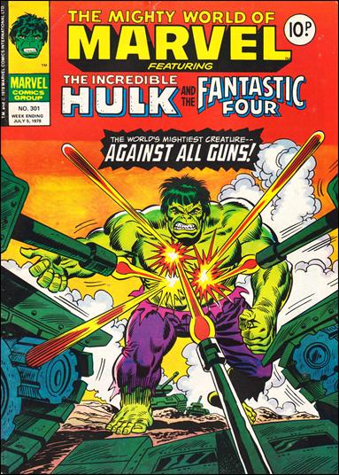 Mighty World of Marvel Vol 1 301
