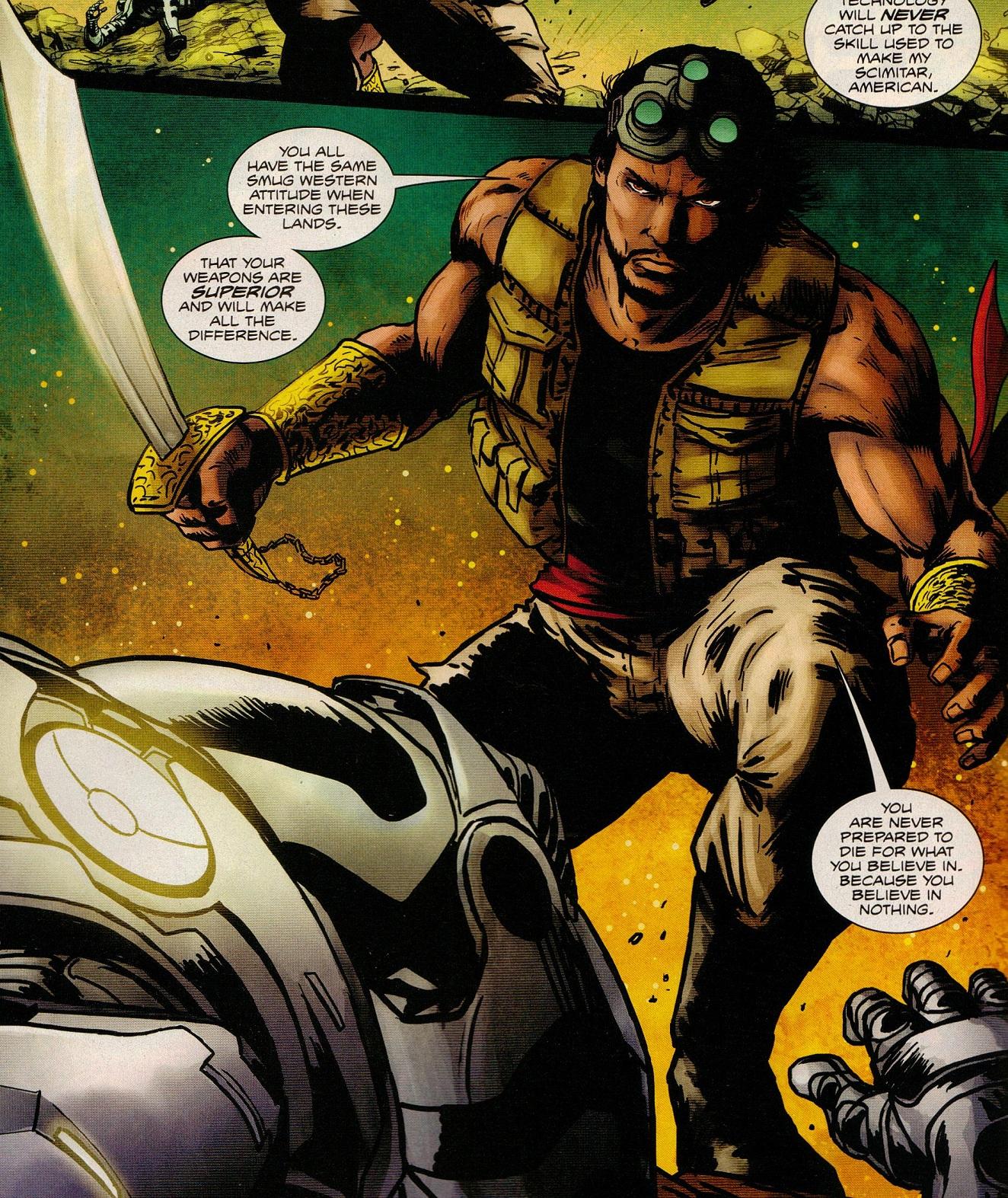 Navid Hashim (Earth-616)