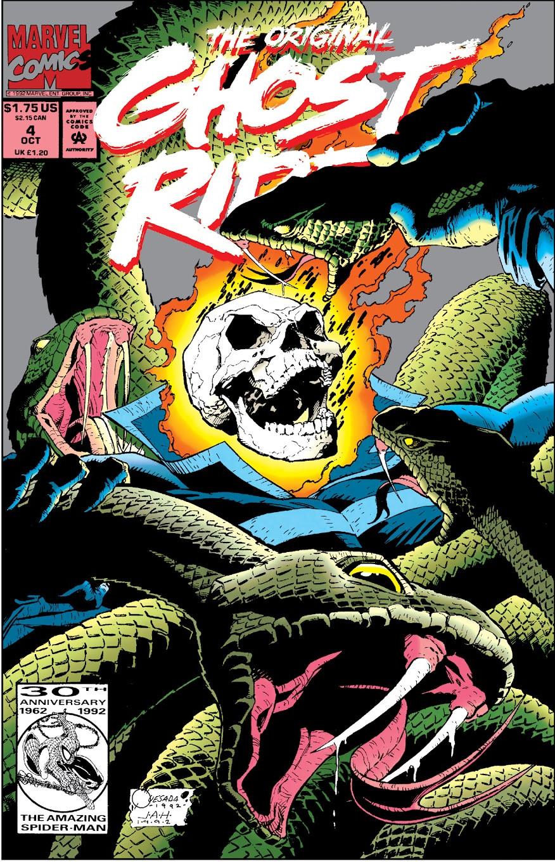 Original Ghost Rider Vol 1 4