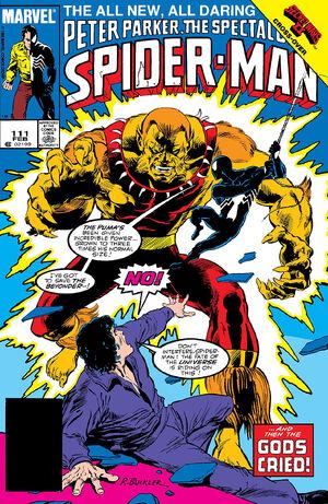 Peter Parker, The Spectacular Spider-Man Vol 1 111.jpg