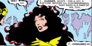 Phoenix Force (Earth-616) from Uncanny X-Men Vol 1 136
