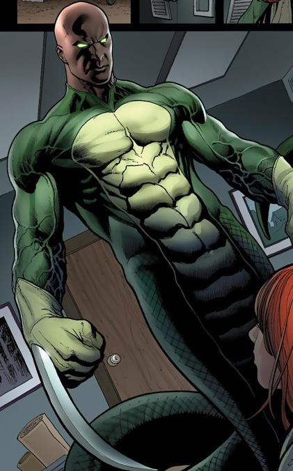 Quincy McIver (Earth-616)