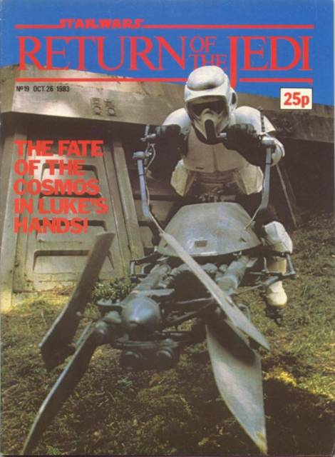 Return of the Jedi Weekly (UK) Vol 1 19