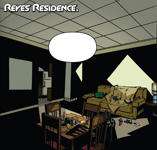 Reyes Residence