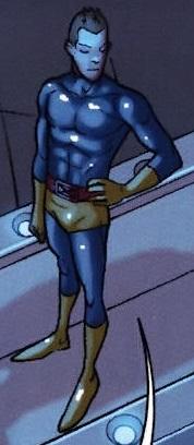 Robert Drake (Earth-616) second graduation costume from X-Men First Class Finals Vol 1 2.jpg