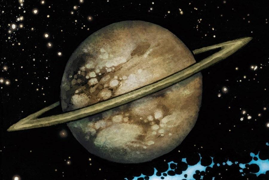Saturn (Planet)/Gallery