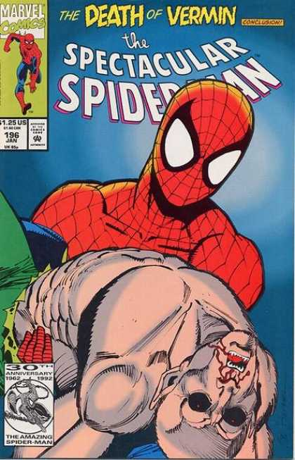 Spectacular Spider-Man Vol 1 196
