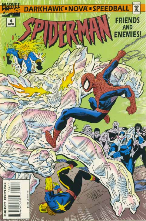 Spider-Man: Friends and Enemies Vol 1 4