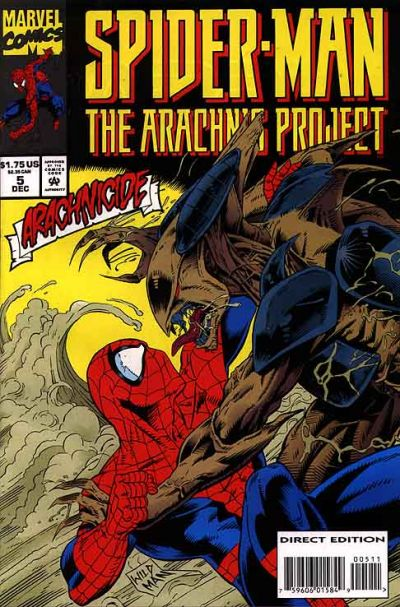 Spider-Man: The Arachnis Project Vol 1 5