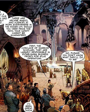 Temple of Atlas from Agents of Atlas Vol 2 1 001.jpg