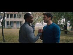 The Falcon and the Winter Soldier Featurette 1 -Time (Sam and Bucky)