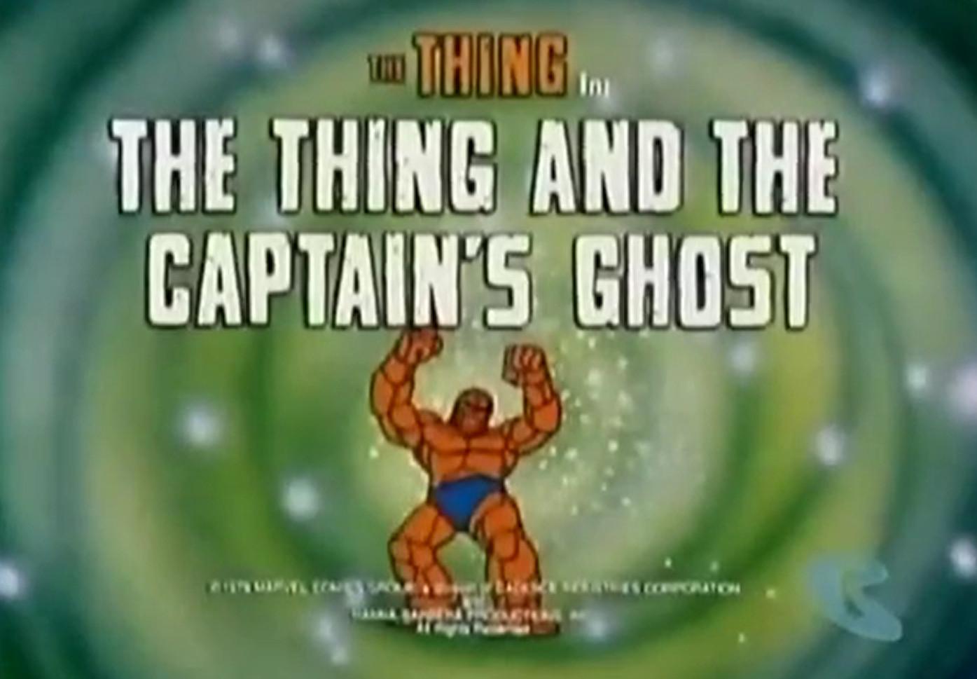 The Thing (animated series) Season 1 25