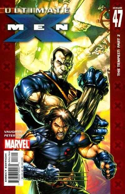 Ultimate X-Men Vol 1 47