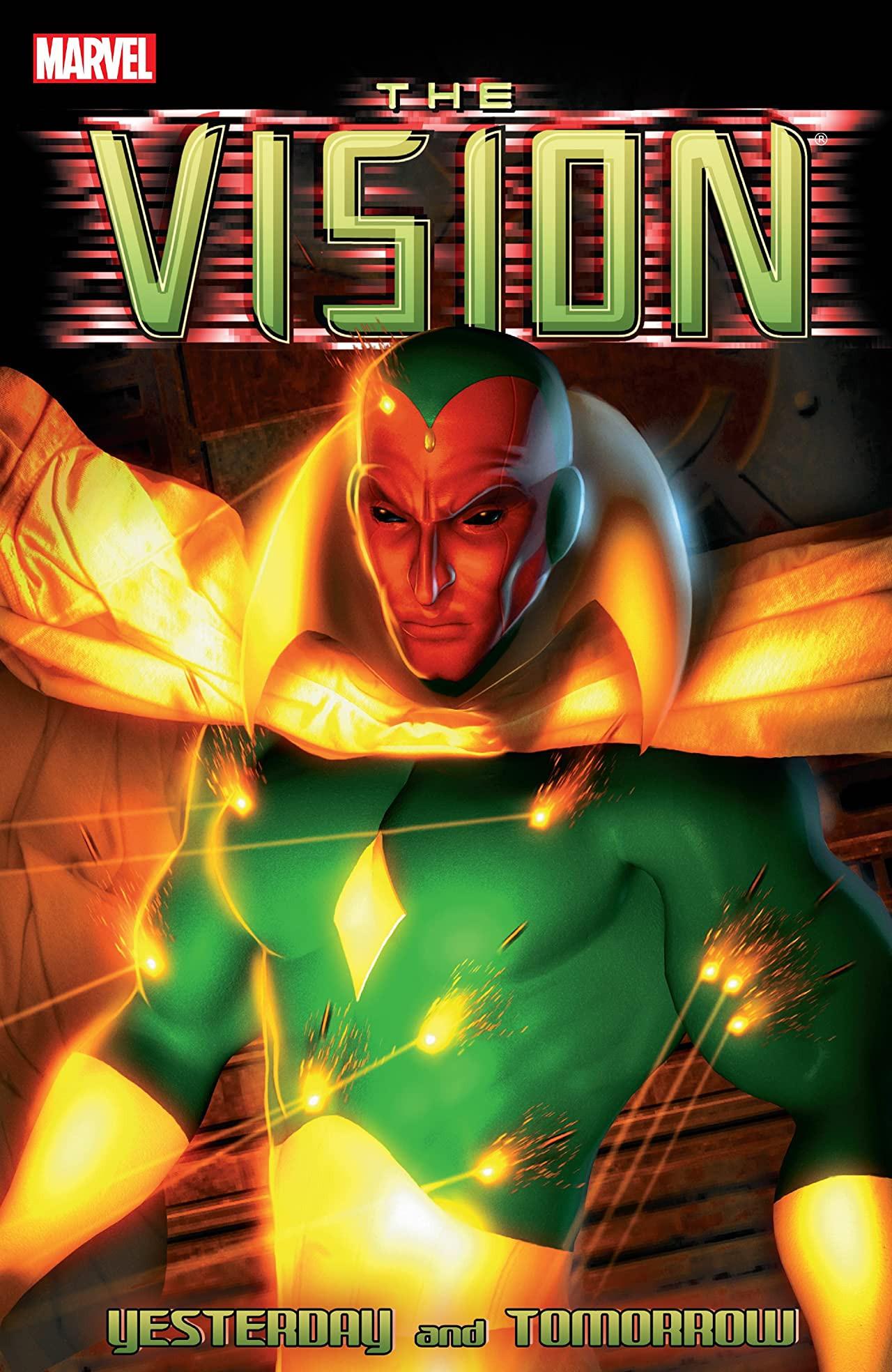 Vision: Yesterday & Tomorrow TPB Vol 1 1