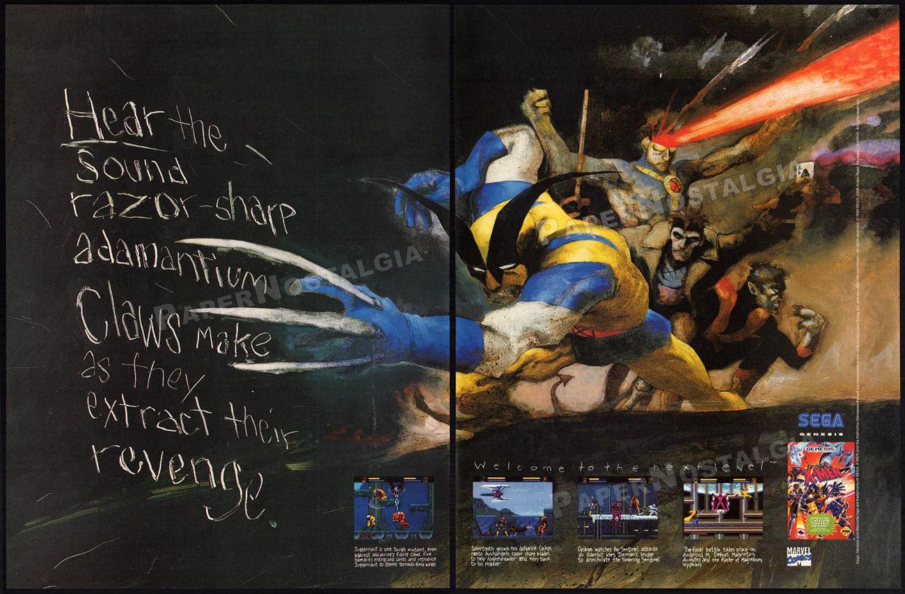 X-Men (1993 video game) promo 001.jpg