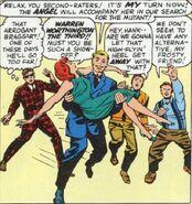 X-Men (Earth-616) from X-Men Vol 1 3 0002