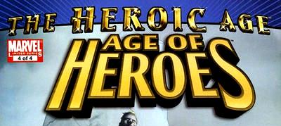 Age of Heroes TPB Vol 1