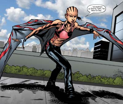 Alecto Petragon (Earth-616)