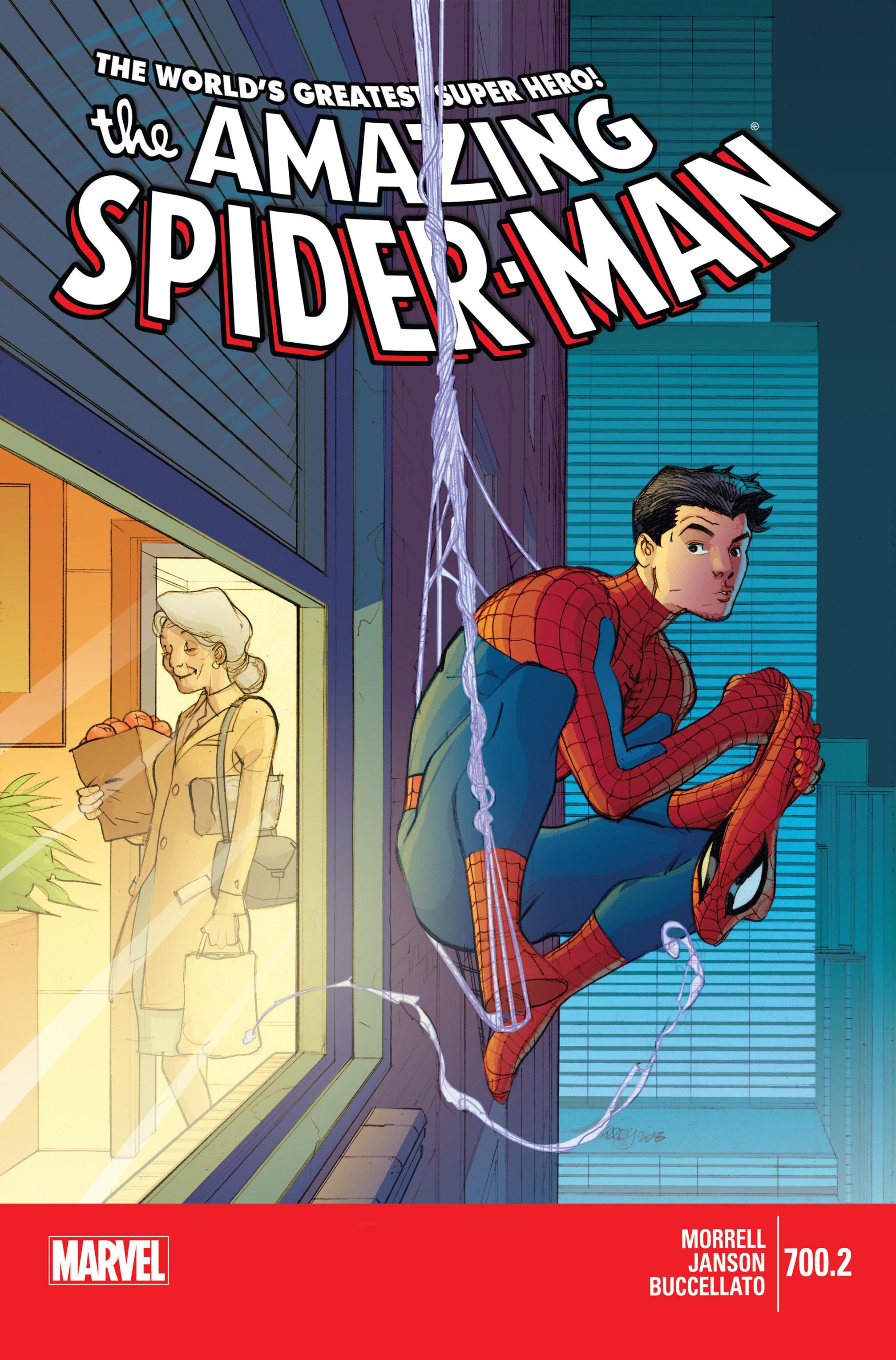Amazing Spider-Man Vol 1 700.2