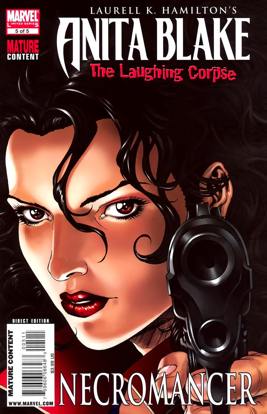 Anita Blake: The Laughing Corpse - Necromancer Vol 1 5
