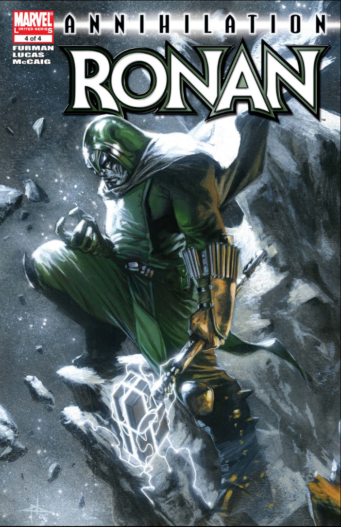 Annihilation: Ronan Vol 1 4